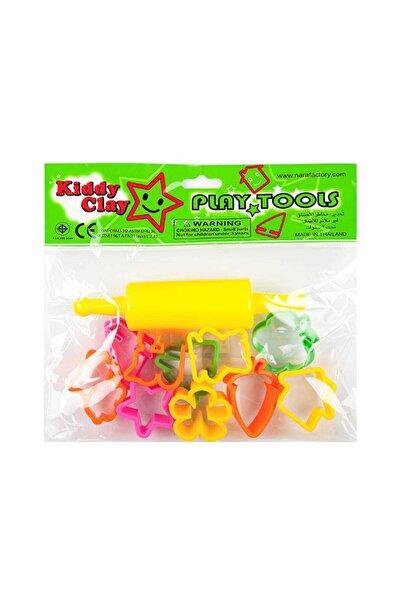Bigpoint Kiddy Clay 10 Modelleme Kalıbı + 1 Merdane