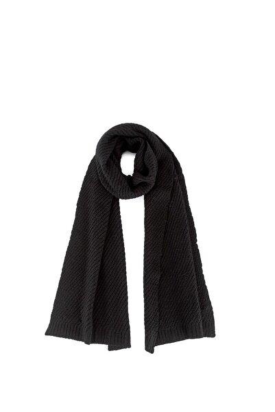 Calvin Klein Black Kadın Ck Twist Şal K60k603742