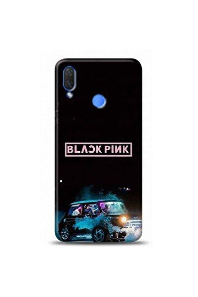Marselit Huawei Honor 8x Blackpink Tasarımlı Silikon Telefon Kılıfı