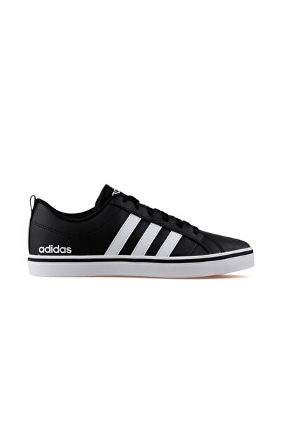 adidas VS PACE Siyah Beyaz Erkek Deri Sneaker 100257829