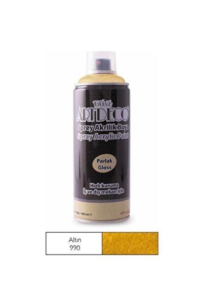 Artdeco Altın Sprey Boya 400 ml 990