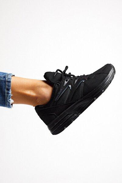 Tonny Black Siyah Füme Unisex Sneaker 772.SF0