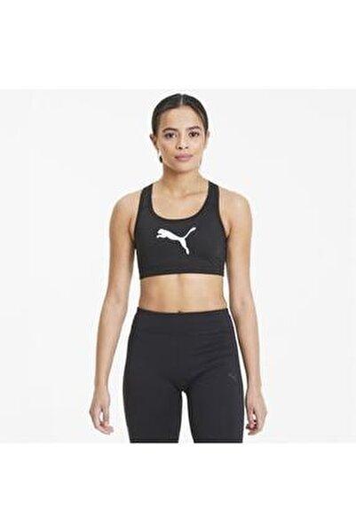 4KEEPS BRA M PUMA BLACK-P Siyah Kadın Atlet 101085556