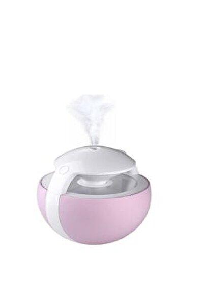Işıklı Su Hazneli Hava Nemlendirici Buhar Makinesi Aroma Nemlendirici 450 ml
