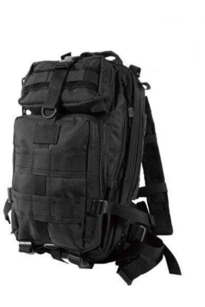 SİNGLE SWORD Tactical Outdoor Siyah Askeri Seyahat-dağcı Çantası