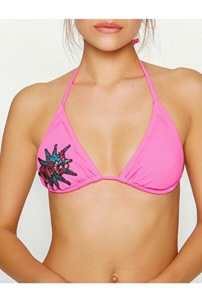 Koton Pul Detayli Bikini Üstü