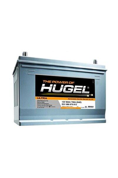 İnci Hugel Ultra 12V 100Ah 860CCA