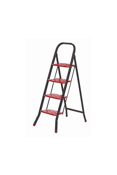 Weblonya Metal Merdiven Katlanır Merdiven 4 Basamaklı 8013