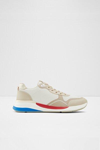 Aldo Erkek Bej Bağcıklı Sneaker