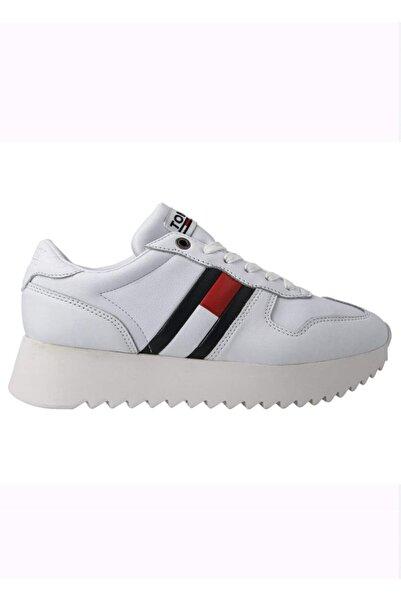 Tommy Hilfiger Kadın Tommy Jeans  Günlük Ayakkabı En0en0028 D004579