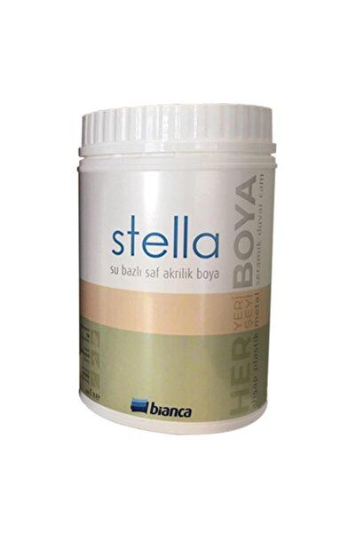 Bianca Stella Su Bazlı Saf Akrilik Boya - 1055- Mistik Beyaz #8211 - 1 Lt