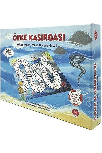 Mikado Yayınları Öfke Kasırgası Kutu Oyunu