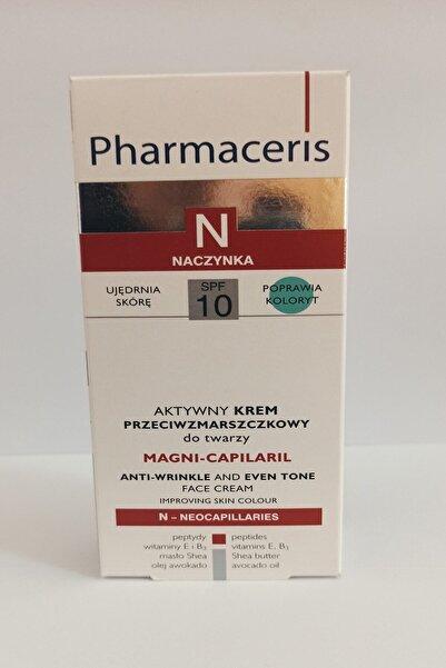 Pharmaceris Unisex N Magni Capilaril Anti Wrinkle Spf 10 Kırışıklık Karşıtı Krem 50 ml 5900717152519