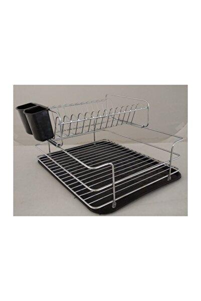 emsa Metal Pratika Mutfak Set Üstü Katlı Tabaklık Krom 6029