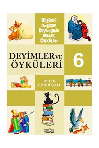 Zafer Yayınları Deyimler ve Öyküleri 6