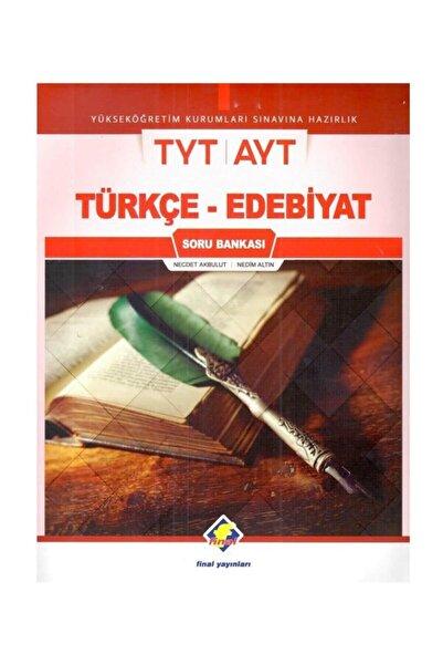 Final Yayınları Tyt-ayt Türkçe-edebiyat Soru Bankası
