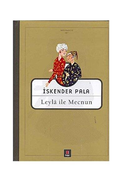 Kapı Yayınları Leyla ile Mecnun - İskender Pala 9789758950386