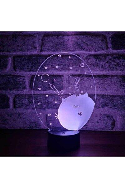 BY-LAMP Küçük Prens Led Masa Lambası