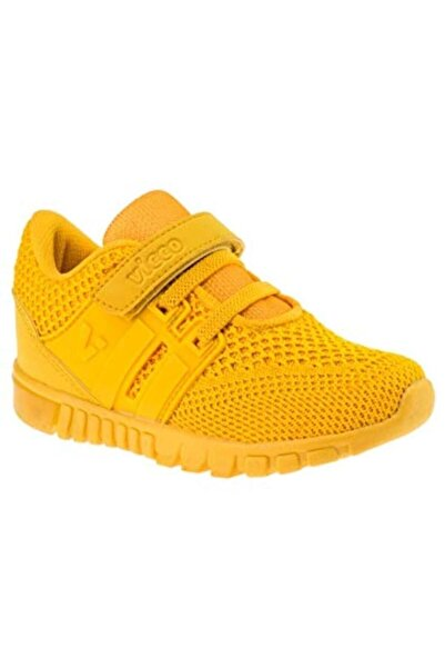 Vicco 313.18y.159 Işıklı Bebe Spor Ayakkabı Sarı