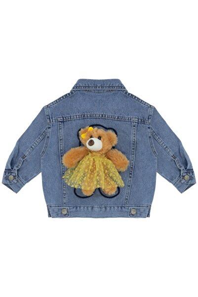 Kids Of Heart Kız Çocuk Kot Ceket
