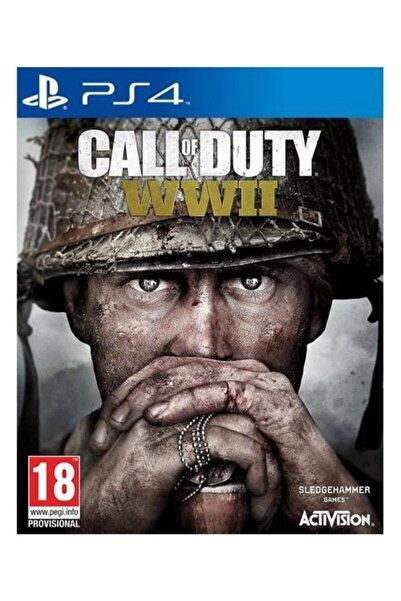 ACTIVISION Call Of Duty Wwıı Ps4  Oyun