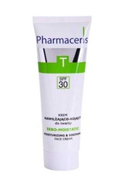Pharmaceris Sebo Moistatic Spf30 Moisturizing Soothing Face Cream 50 ml