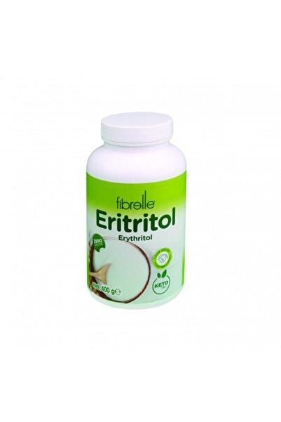 Fibrelle Eritritol ( 400 Gr ) Sıfır Kalori Erythritol Toz Tatlandırıcı ( Ketojenik Diyete Uygundur )