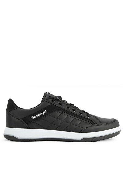 Slazenger Akın I Sneaker Erkek Ayakkabı Siyah Sa11le040