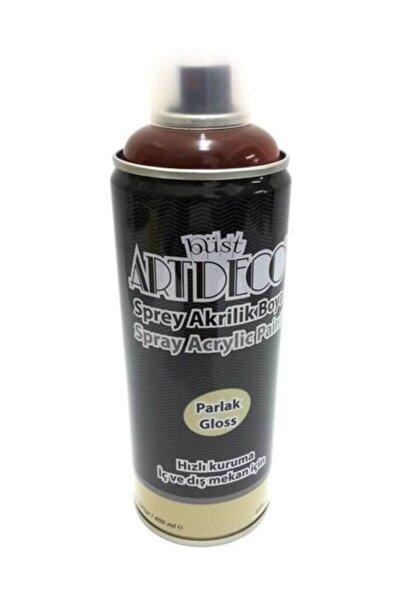 Artdeco Akrilik Sprey Boya 400 ml Kahverengi