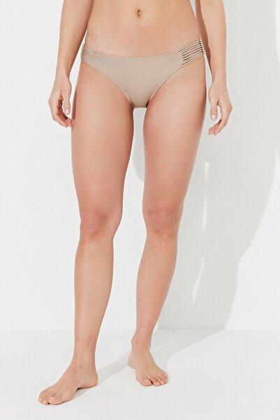Penti Kadın Bej Jade Side Bikini Altı