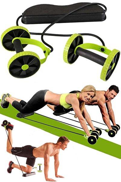 Chermik Multiflex Tekerlekli Egzersiz Spor Aleti Mekik Sehpası