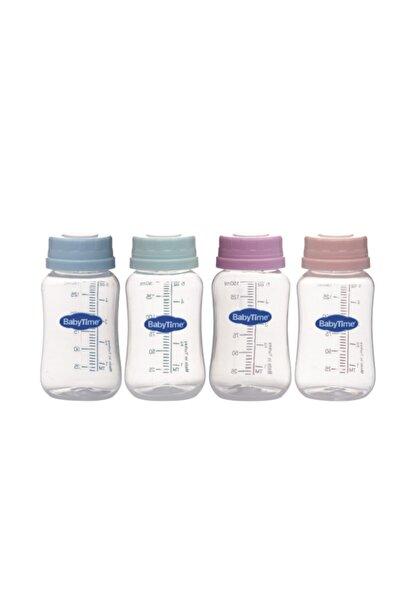 Babytime Süt Saklama Kabı Beslenme Kabı Anne Sütü Saklama Kutusu 110