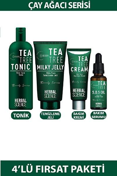 Herbal Science Çay Ağacı Seti