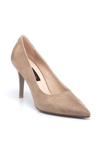 Tergan Kadın Vizon Vegan Ayakkabı 65677q5a
