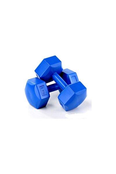 Can Spor Plastik Dambıl 5 Kg X 2'li