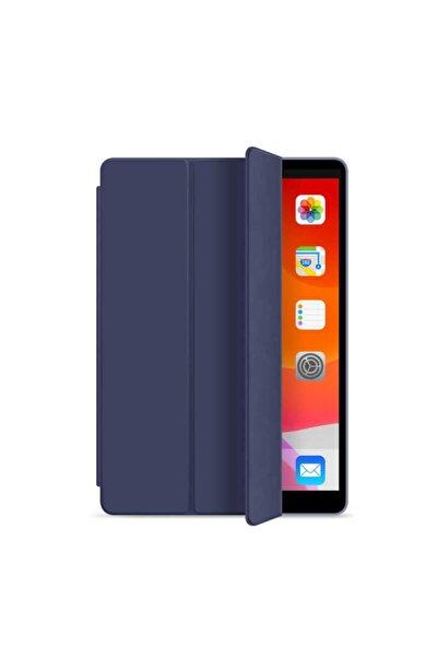 zore Ipad Pro 11 2020 Uyumlu Lacivert Standlı Kılıf