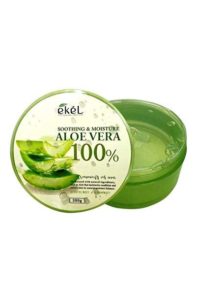 EKEL KOREA Nemlendirici, Yatıştırıcı Saf Kore Aloevera Soothing Gel Krem 300 ml