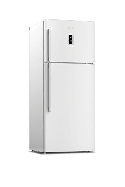 Arçelik 574561 Eb 560lt Beyaz No Frost Buzdolabı