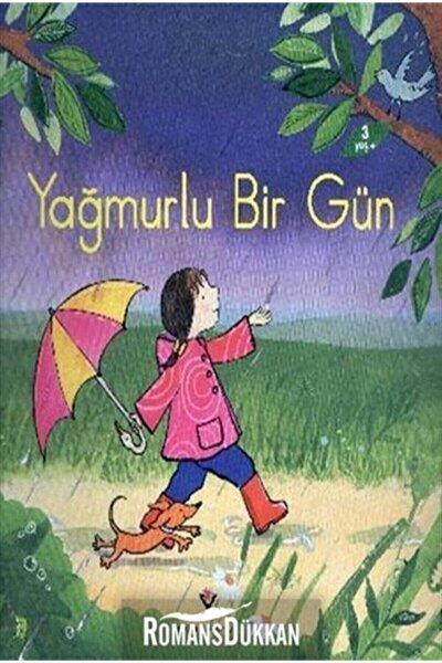 Tübitak Yayınları Yağmurlu Bir Gün 3 Yaş
