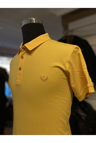 Kısaoğlu Unisex Sarı T-shirt