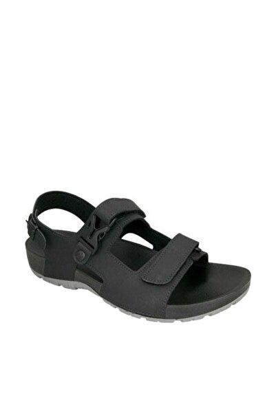 Ceyo Erkek Siyah Sandalet 09862
