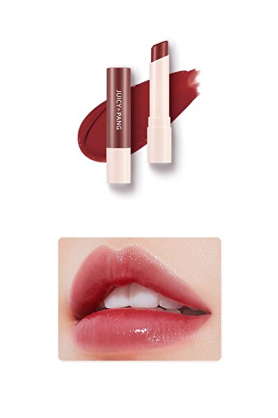 Missha Uzun Süre Kalıcı Canlı Renkli Nemlendirici Dudak Balmı APIEU Juicy-Pang Color Lip Balm (RD01)
