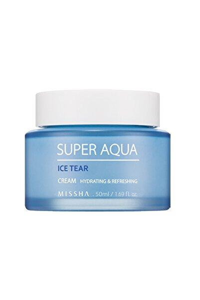 Missha Buzul Suyu İçeren Su Bazlı Nemlendirici Krem 50ml Super Aqua Ice Tear Cream