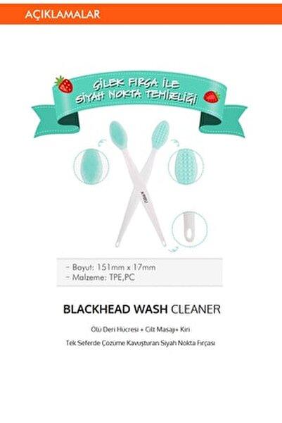 Siyah Nokta Temizleme Fırçası APIEU Blackhead Wash Cleaner