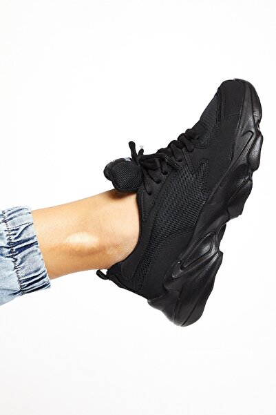 Tonny Black Siyah Unisex Sneaker ZYP-0