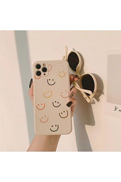 KVK PRİVACY Iphone 11 Smile Desenli Baskılı Lansman Kılıf