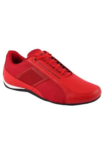 Lescon Unisex Kırmızı Saıler2 Genç Sneakers Ayakkabı