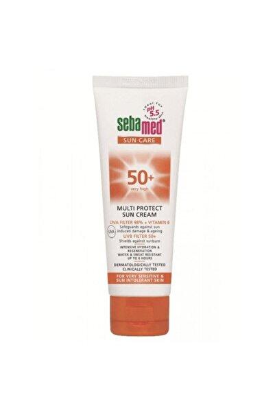 Sebamed Spf 50+ Multi Protect Sun Cream 75 ml