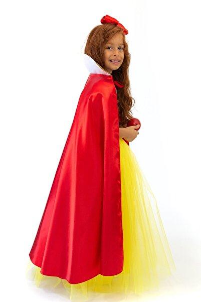 Tameris Kostüm Pamuk Prenses Kostümü Pelerinli