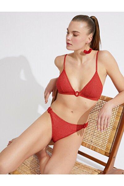 Koton Kadın Turuncu Bikini Üstü